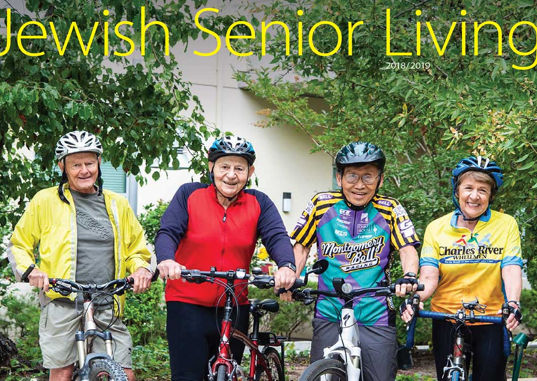 Jewish Senior Living Magazine